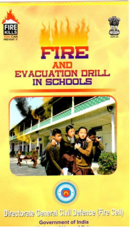 GUIDELINES FOR FIRE & EMERGENCY DRILL AND EVACUATION PROCEDURE FOR EDUCATIONAL BUILDINGS